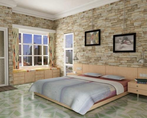 Camera da letto lecce i diversi rivestimenti murari - Rivestimento camera da letto ...