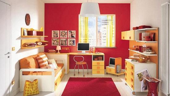 Camerette a lecce i colori giusti per le pareti for Colori pareti camerette ragazzi