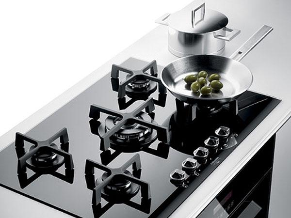 Cucine moderne a lecce il piano cottura - Cucina senza fornelli ...