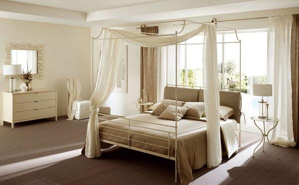 Camera da letto lecce il letto ideale per dormire bene - Camera da letto con baldacchino ...
