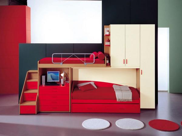 Letti a soppalco per bambini ikea design casa creativa e - Camerette a soppalco ikea ...