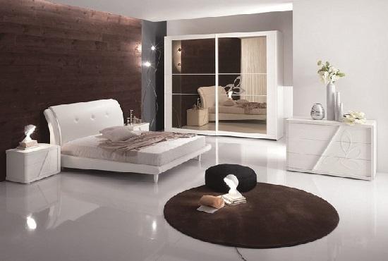 Consigli di stile per arredare la camera da letto a lecce for Piani di casa in stile moderno contemporaneo