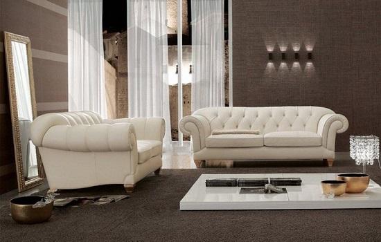 Tutti gli aspetti da valutare nella scelta del divano for Produttori mobili classici