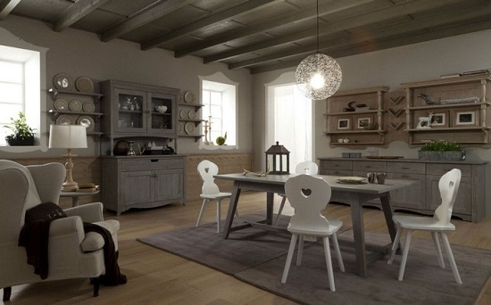 La taverna idee e consigli per l 39 arredamento a lecce e for Arredamento rustico moderno