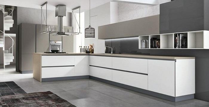Come arredare una cucina in stile industriale a lecce for Grandi magazzini arredamento