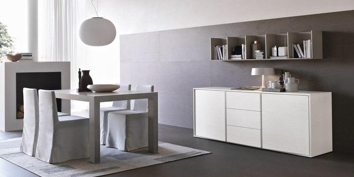 Come scegliere la madia che meglio si abbina allo stile del soggiorno