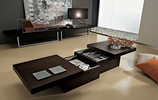 tavolino contenitore Lecce