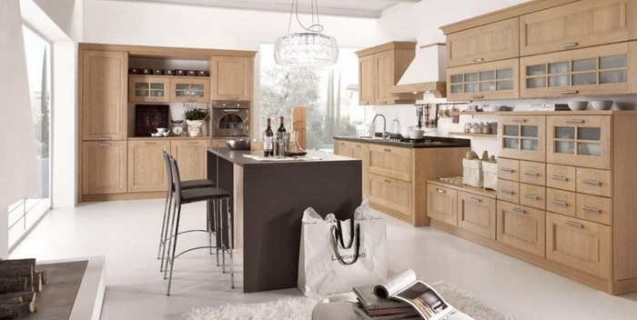 Guida alla scelta consapevole della cucina con isola o - Cucina penisola ikea ...
