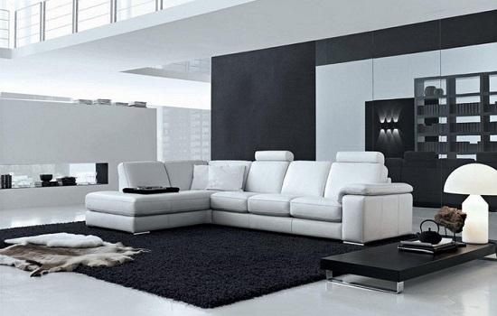 Idee per arredare il salotto moderno con stile a lecce e for Arredamento stile nordico moderno