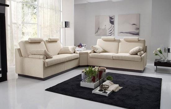 Idee per arredare il salotto moderno con stile a lecce e - Soprammobili design ...