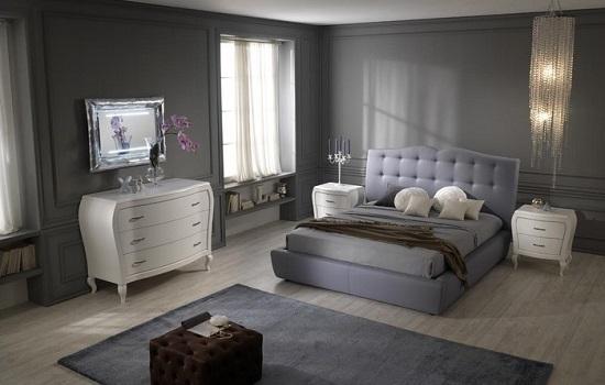 Come scegliere la camera da letto in stile contemporaneo