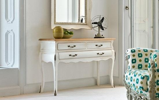 La scelta della consolle: mobile jolly per ogni stanza della casa