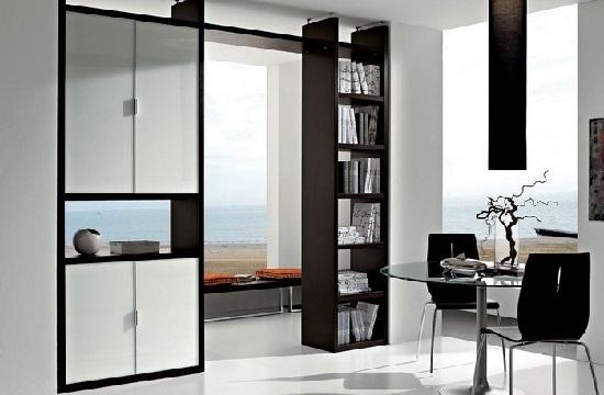 Divisorio ingresso soggiorno idee per il design della casa for Soluzioni di arredo per soggiorni