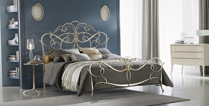 Guida alla scelta del letto in ferro battuto a lecce e - Camere da letto ferro battuto ...