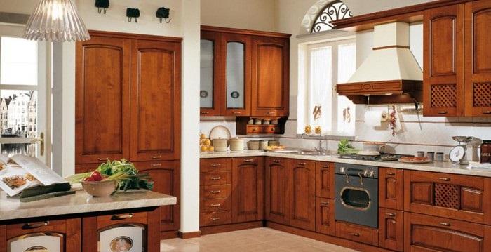La cucina in legno: un classico senza tempo