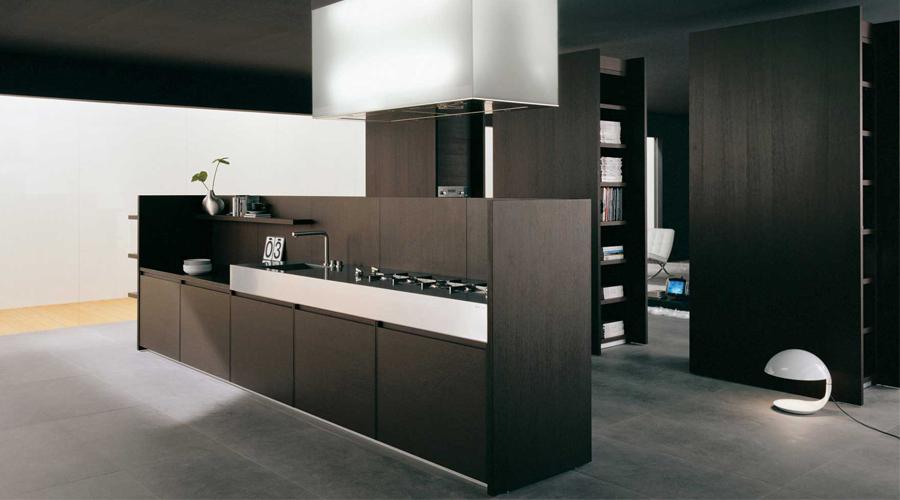 binova cucine, il legno in stile moderno - arredamento lecce - Arredamento Moderno Lecce
