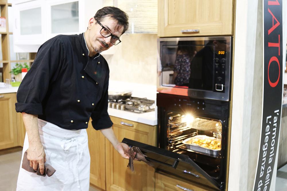 forno cucina bramato