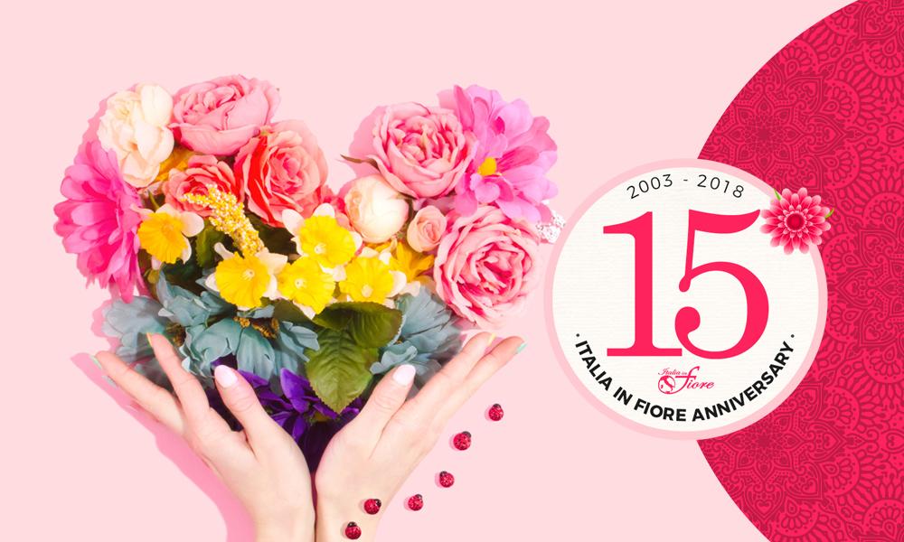 Italia in fiore consegna fiori