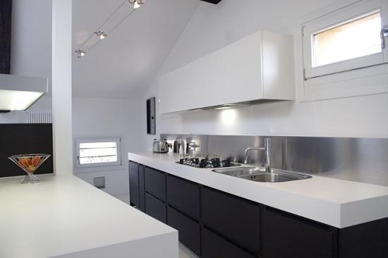 Cucine moderne Lecce e illuminazione