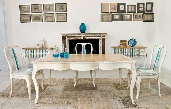tavolo bianco lecce