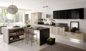cucina e soggiorno