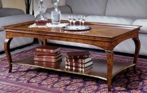 tavolino legno classico Lecce