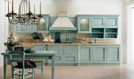 cucina casa al mare