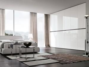 armadio battente moderno
