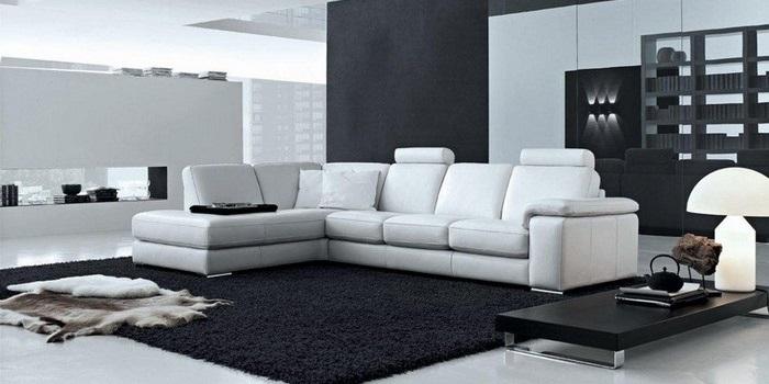 Arredare una casa con i colori bianco e nero, una scelta di gusto
