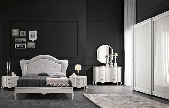 camera bianco e nero Lecce