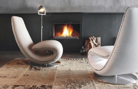 poltrona reclinabile design Lecce