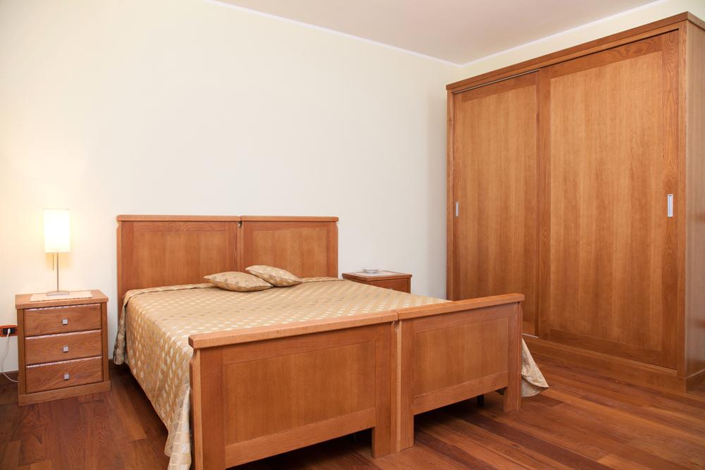 stanza da letto noce bramato