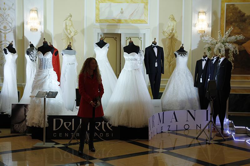 stand abiti da sposa
