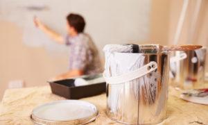 come pitturare casa in modo veloce